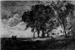 Камиль Коро. Итальянский пейзаж