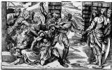 Тициан Вечеллио. Пленение Самсона