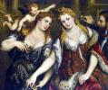 Flora, Venus, Mars and Cupid