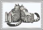 Бернард Клибан. Сны кошек 69