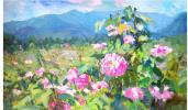 """Crimean rose"""