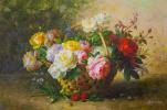 Савелий Камский. Корзина роз