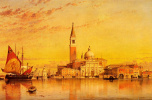 Эдвард Уильям Кук. Венеция