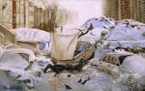 Искривление сознания современников. Снежная зима 2009-10 гг.