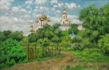 Александр Николаевич Безродных. Монастырь.