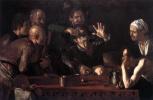 Микеланджело Меризи де Караваджо. Зубодер