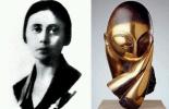 Константин Бранкузи. Венгерская художница Маргит Погани (Margit Pogany) в жизни и в искусстве.