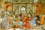 Доменико Гирландайо. Избиение младенцев