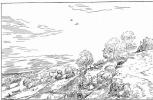Питер Брейгель Старший. Холм над рекой