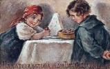 Елизавета Меркурьевна Бём (Эндаурова). Наварила, напекла, не для Грицки для Петра!
