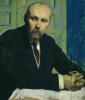 Portrait Of Nicholas Roerich