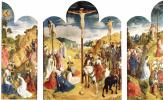 Ван Дер Гоес Гюго. Триптих Кальвари