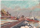 Arkady Pavlovich Laptev. The railroad