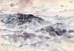 Джеймс Эббот Макнейл Уистлер. Композиция в синем и серебряном - Великое море