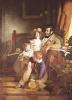 Rudolf von Arthaber with children