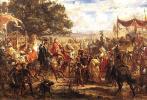 Ян Матейко. Конгресс Ягеллонских королей в Вене в 1515 году