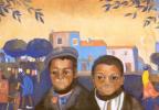 Сальвадор Дали. Два цыганских мальчика
