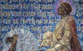 Луис Комфорт Тиффани. Молитва христианского солдата