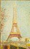 The Eiffel Tower. Paris
