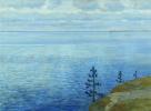 Час тишины. Озеро Удомля