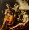 Геркулес выбирает между Добром и Злом (Геркулес на распутье)