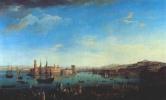 Клод Жозеф Верне. Вход в порт Марселя