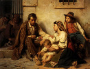 Свидание узника с семейством