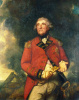 Portrait of Admiral Lord Heathfield, Governor of Gibraltar