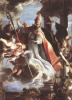 The Triumph Of St. Augustine