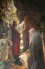 Воскрешение Лазаря. Фрагмент росписи Владимирского собора в Киеве