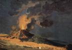 Джозеф Райт. Извержение Везувия