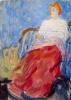 Портрет Сюзанны Дюфи — сестры художника