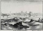 Views of London from Islington