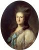 A Portrait Of Barbara Ermolaevna Novosiltseva