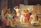 Федор Андреевич Бронников. Римские бани