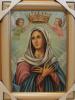 Дева Мария Королева - икона католическая