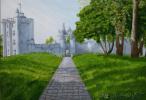 Vitaliy Vazhenin. Castle.