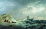 Lev Feliksovich Lagorio. Storm