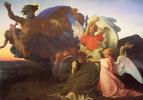 Александр Кабанель. Смерть Моисея