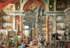 Джованни Паоло Паннини. Современный Рим