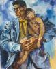Портрет Рокко с сыном