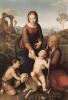 Мария и Елизавета с младенцами Иисусом и Иоанном