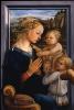 Мадонна с младенцем и двумя ангелами (Мадонна под вуалью)