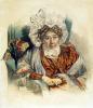 Portrait Of Natalia Kirillovna Zagryazhskaya