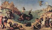 Пьеро ди Козимо. Персей освобождает Андромеду