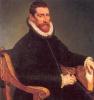 Портрет сидящего мужчины
