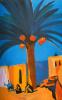 Date palm. Egypt