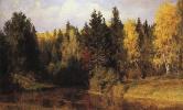 Василий Дмитриевич Поленов. Осень в Абрамцеве