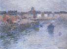 The Port Of Dieppe