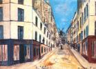 Улица в Монмартре
